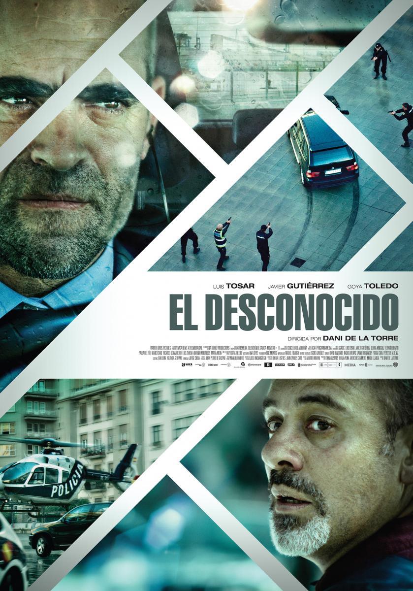 El desconocido / Непознат (2015)