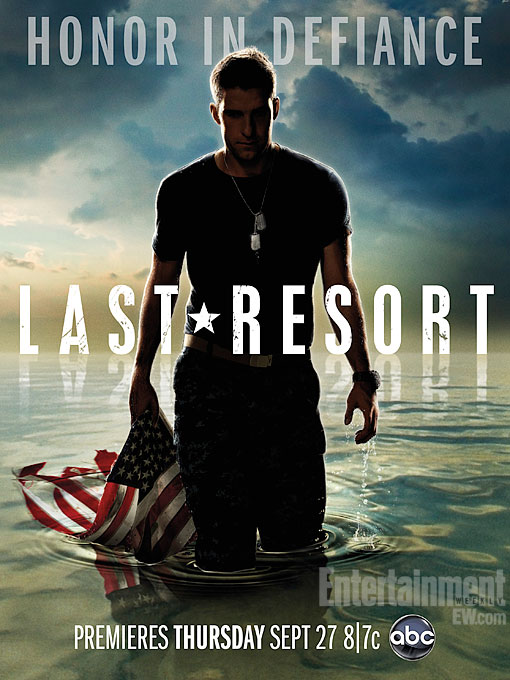   Last resort /   s01e01