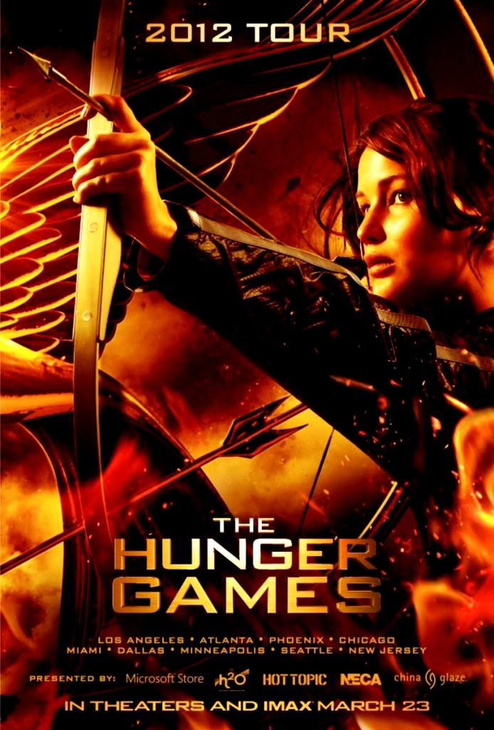The Hunger Games / Игрите на глада (2012)