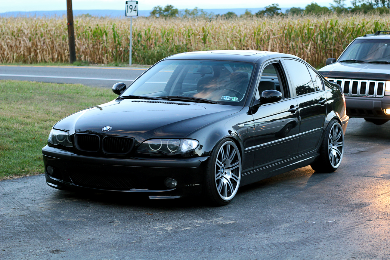 e46 bmw touring tuning auto design tech. Black Bedroom Furniture Sets. Home Design Ideas