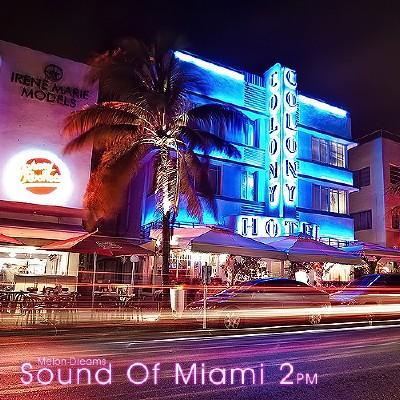VA-Sound Of Miami 2pm (2010)