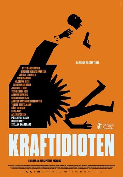 Kraftidioten / По реда на изчезване