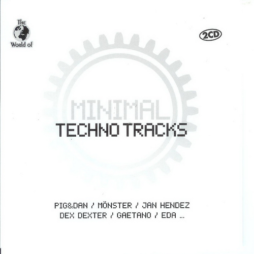 VA-Minimal Techno Tracks (2010)