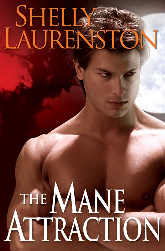 The Mane Attraction (Pride #3) - Shelly Laurenston