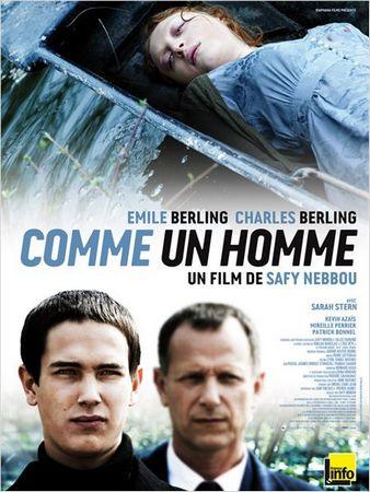 Comme un homme / Като мъж (2012)