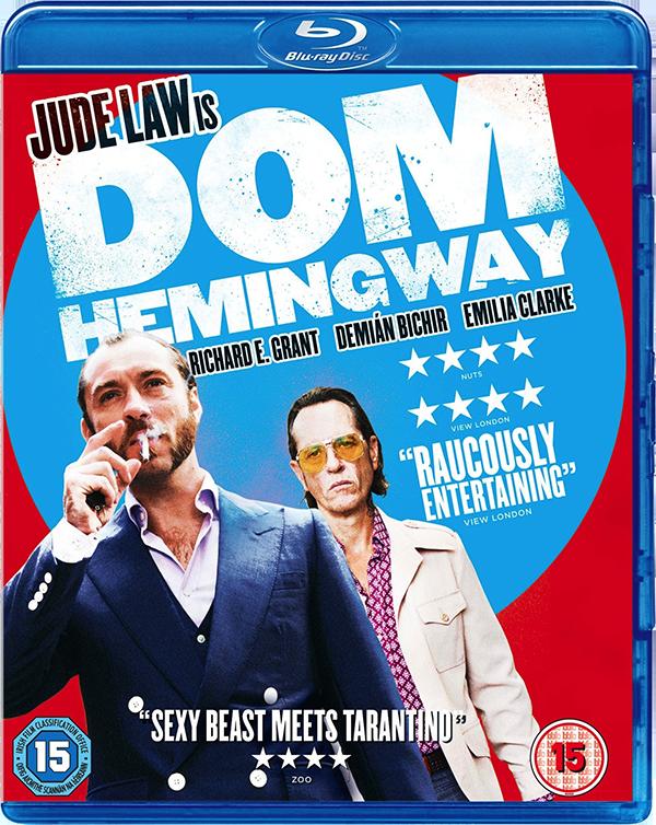 Dom Hemingway / Дом Хемингуей (2013)