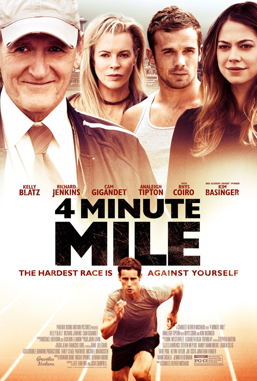 4 Minute Mile a.k.a. One Square Mile/ Квадратна миля (2014)