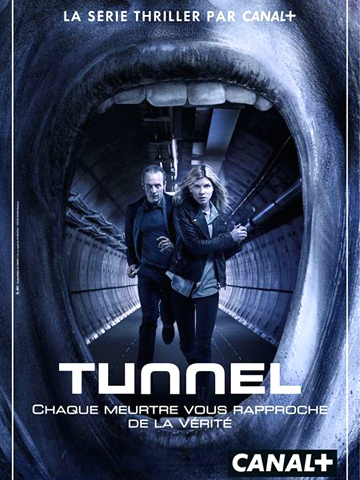 The Tunnel 1x01 / Тунелът 1x01 (2013)