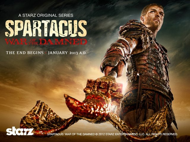   :    / Spartacus: War of the Damned - s03e07