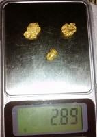 Самородно злато с металдетектор по централна Средна гора-експедиция. 09235e057d974652