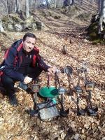 Самородно злато с металдетектор по централна Средна гора-експедиция. 6b71620f4d4dc593